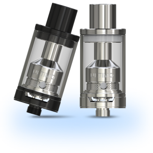 new vape tanks from joyetech with ceramic and notch coils