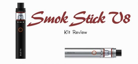 Smok Stick V8 Kit Review