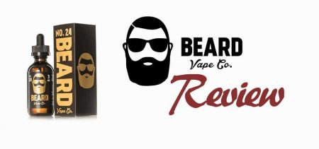 Beard Vape ejuice Review