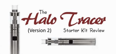 Halo Cigs Tracer Starter Kit (Version 2)