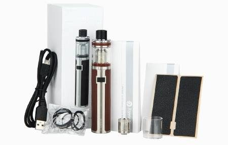 The complete kit of the Joyetech UNIMAX 25