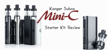 Kanger Subox Mini C Review