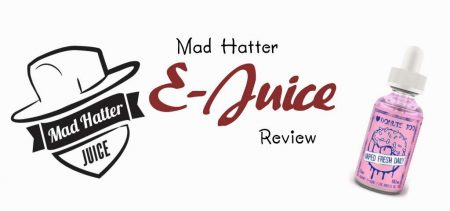 Mad Hatter E-Juice Review
