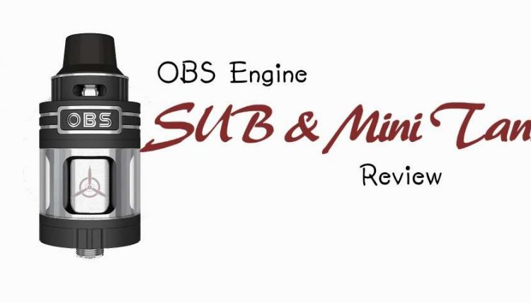 OBS Engine SUB and Mini Tank Review
