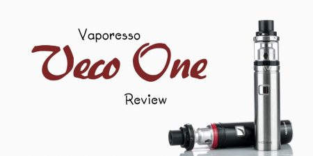 Vaporesso VECO One Compact Starter Kit Review