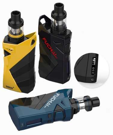 Features of the Sigelei Fuchai R7