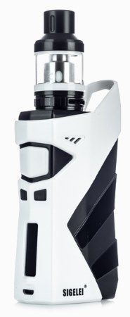 White version of the Sigelei Fuchai R7 Kit