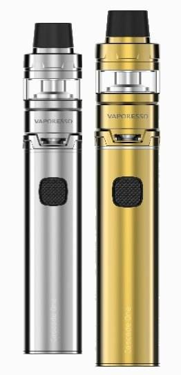 The Vaporesso Cascade One and One Plus side by side