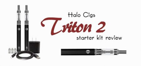 Halo Cigs Triton 2 Review