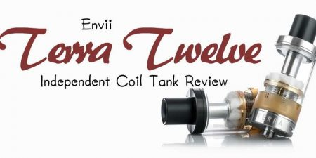 Envii Terra Twelve Independent Coil Sub-Ohm Tank System Review