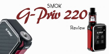 SMOK G-Priv 220 Review