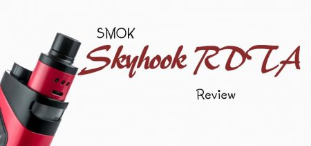 Smok Skyhook RDTA Kit Review