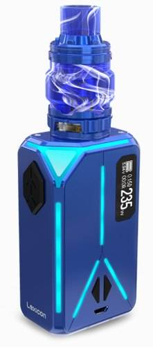 Blue version of the Eleaf Lexicon