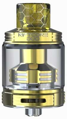 The Joyetech Riftcore DUO Coilless RTA Tank